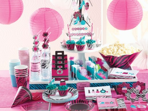 How to throw a fabulous spa slumber birthday party