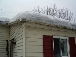 Stop Leaks in Roof Tiles   Fit Ice Shields or De-Icing Cable