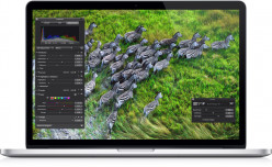 Apple's MacBook Pro Retina display