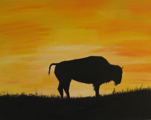 """Bison For Lesa"""