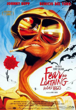 Fear and Loathing in Las Vegas (1998)  Spanish poster