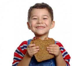 Encourage healthy eating at an early age.