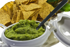 3 Ingredient Guacamole Dip