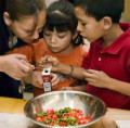 Teaching Kids About Healthy Foods