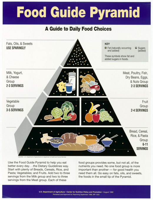 Help your child pick their favorite food from each food group and keep it available in the house.