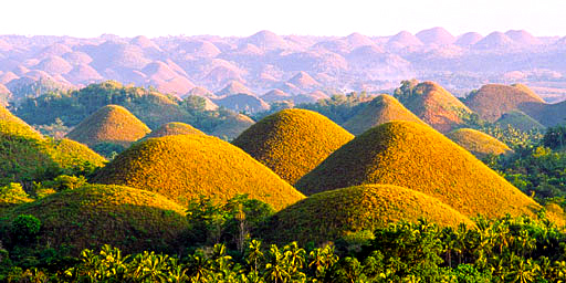 Beauty of Chocolate Hills