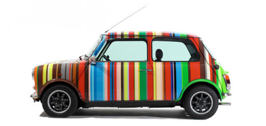 The Classic Paul Smith Mini