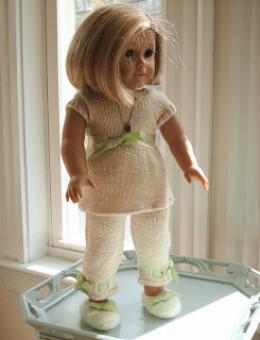 Ravelry: Random Dress Set for 18 inch Dolls pattern by