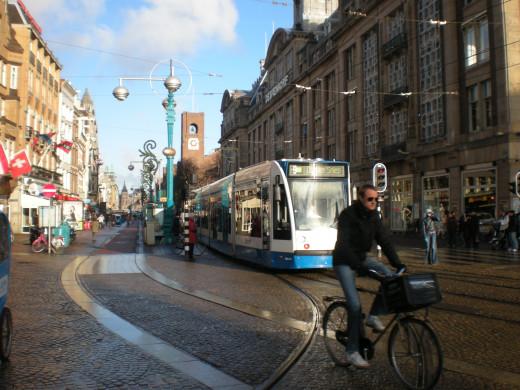 City Center, Amsterdam