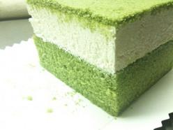 Green Tea Tiramisu Recipe