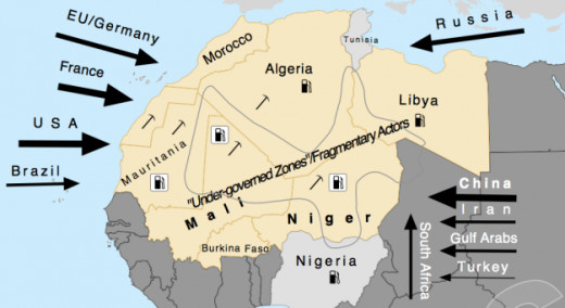 taoudeni basin of west africa The west africa craton that are separated by the neoproterozoic to paleozoic taoudeni basin the geological evolution of africa - paul hgm dirks.