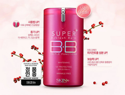 Skin79 Hot Pink BB Cream.