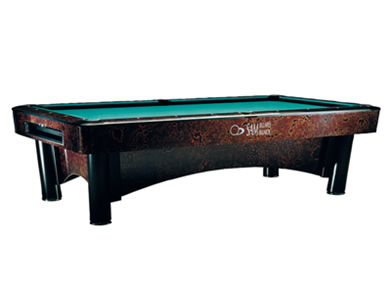 Large American Pool Table