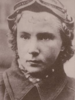 Lydia Litvak, Prodigy Flying Ace