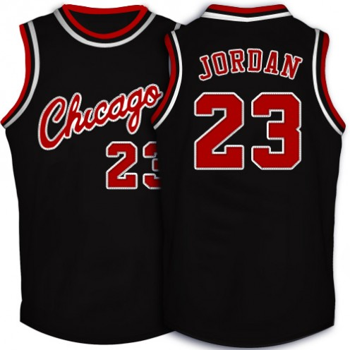 Michael Jordan 1997-1998 basketball jersey