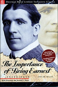 The importance of being Earnest by Oscar Wilde, a Book Review