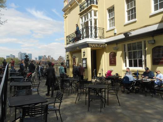 Trafalgar Tavern, London
