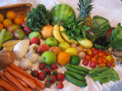 Eat tons of veggies, some fruit, and limited starches for nutrients and antioxidants.