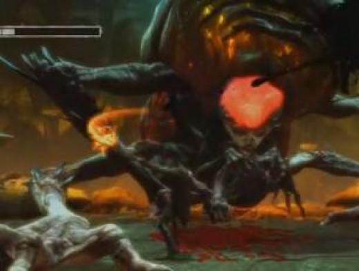 DMC Devil May Cry Defeat Succubus