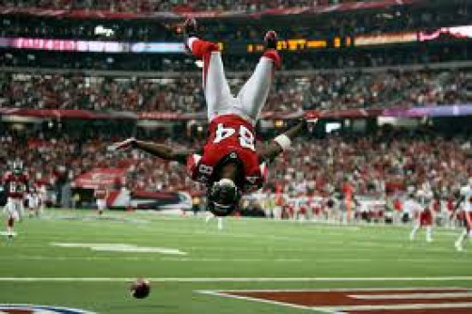 WR Roddy White will look to turn the 49ers' secondary upside down