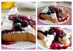 Egg-Free French Toast Recipe