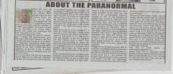 About The Paranormal - Paperless Society
