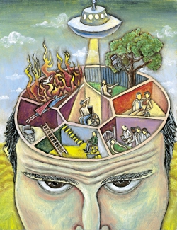 The brain remains mysterious in many regards, despite the wealth of research into its inner workings