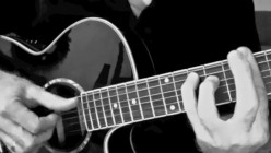 Guitar Lessons • The Blues Scale  • Theory, Scale Shapes and Fingering, Tab, Chords, Video Lessons