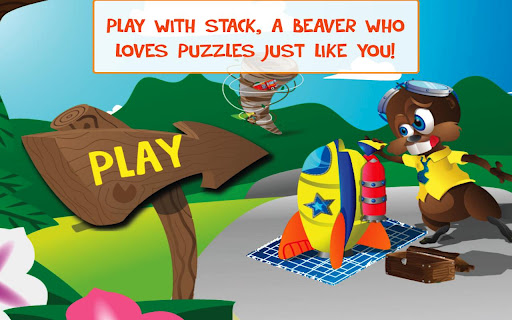 Stack 'N Puzzles is a very fun game