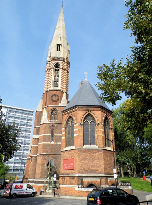 St Mary Magdalene Church, London