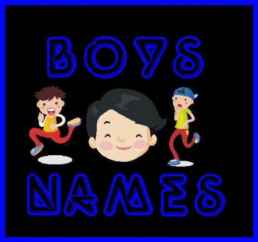 Boys Names And Their Meanings