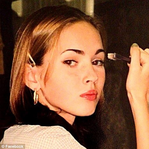 12-year old Megan Fox.