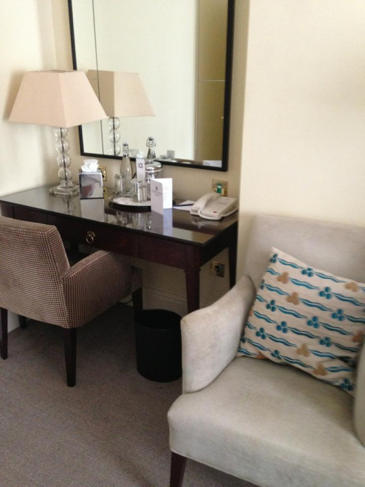 St George's Hotel Suite