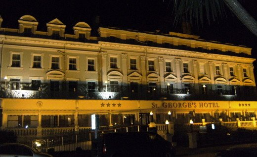 St George's Hotel Llandudno Wales UK