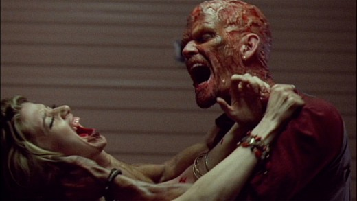 Screen shot from Remains (2011)
