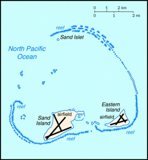 The Midway Islands