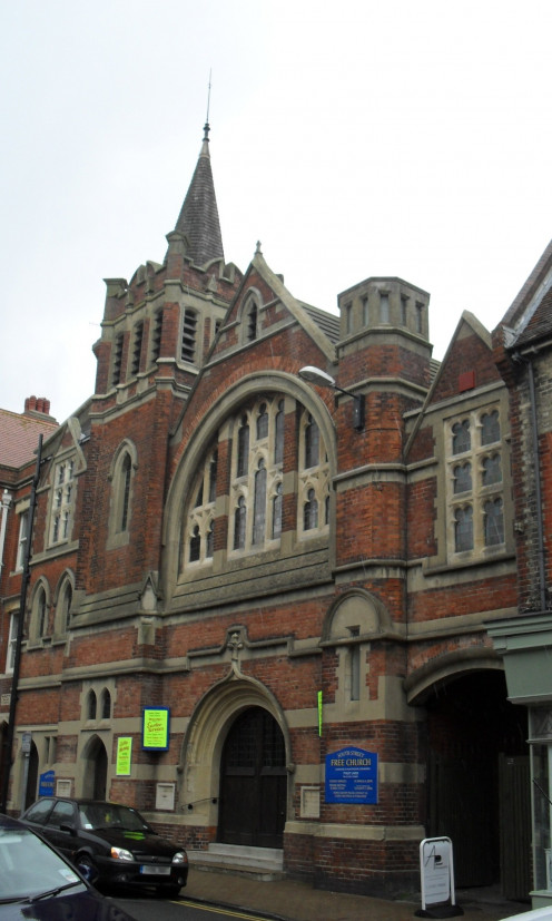 South Street Evangelical Free Church, South Street, Eastbourne, East Sussex, England
