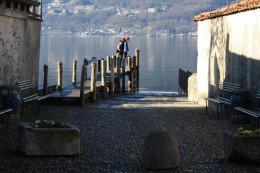 Lago d' Orta (Lake Orta), Italy
