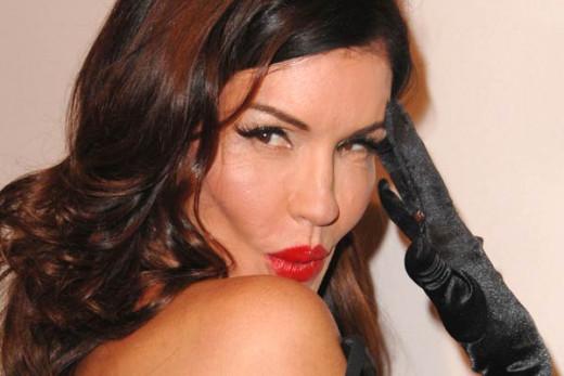 Photo of Janice Dickinson.
