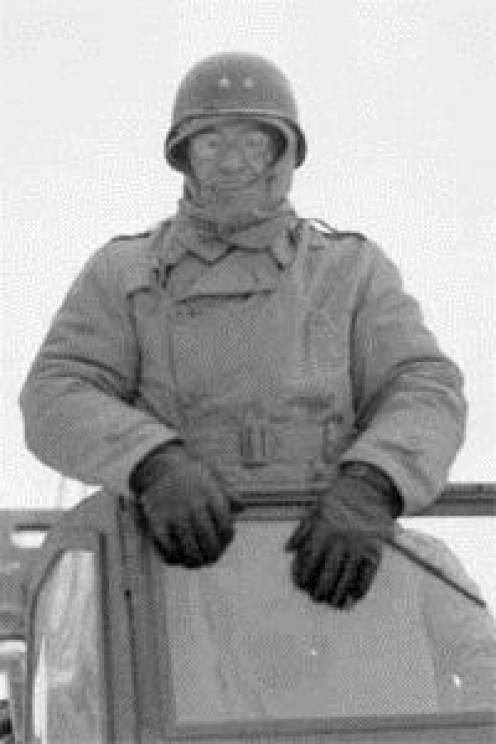 Middleton, winter 1945