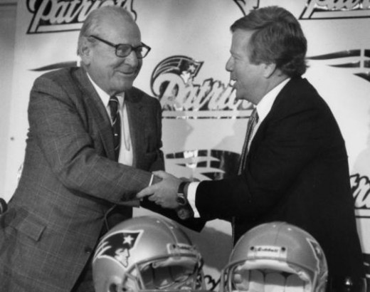 Orthwein sold the Patriots to Bob Kraft in 1994 for a record $175 million.