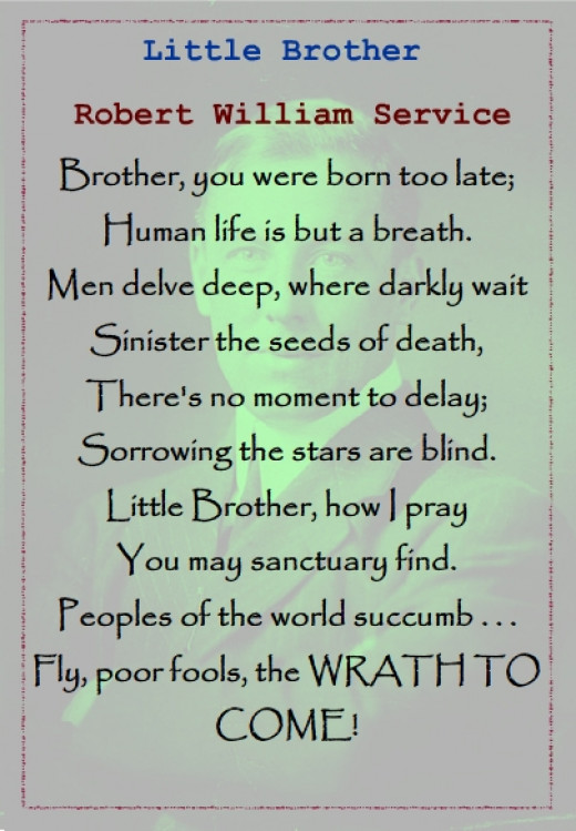 Poem for brother big brother of twins brother for his wedding poem