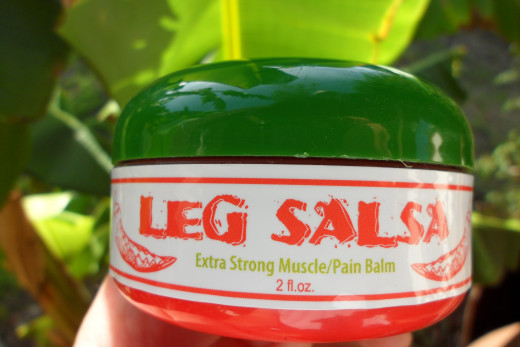 ÖĂ Leg Salsa is an awesome natural warming balm which could make a great gift for cyclocross racers