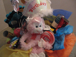 Girl's Birthday Basket