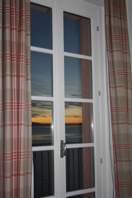 Sunrise - View from Meina, Lago Maggiore, Italy