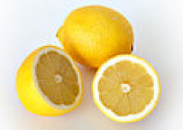 Use lemon for do it yourself hair highlights
