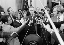 Trust in the Media: The Watergate Scandal