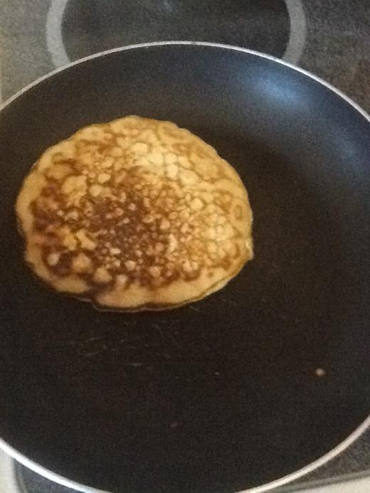 Saved Pancakes