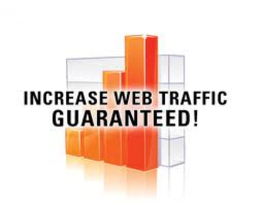 know ways to increase web traffic