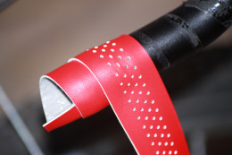 New handlebar tape looks amazing when fitted to a cyclocross bike. It also makes a great Christmas stocking filler.